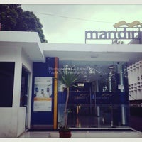 Photo taken at Bank Mandiri by Yopie S. on 9/1/2013