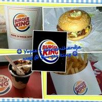 Photo taken at Burger King by Yopie S. on 1/1/2013