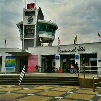 Photo taken at Terminal Jeti Lumut by mellissa on 4/30/2013