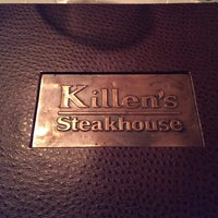 Photo taken at Killen's Steakhouse by Paul C. on 6/16/2013