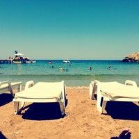 7/22/2013 tarihinde Onur A.ziyaretçi tarafından Denizkızı Beach'de çekilen fotoğraf