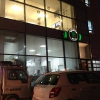 Photo taken at Альт-парк, Дилер Skoda by Sergey S. on 12/27/2012