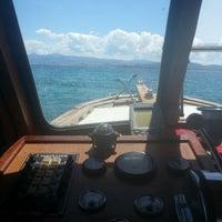 Photo taken at King Fisher Balık Avı by Samet B. on 5/17/2014