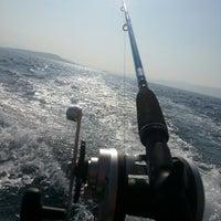 Photo taken at King Fisher Balık Avı by Samet B. on 10/31/2013