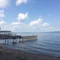 Photo taken at Cayuga Lake by Gretchen Z. on 8/20/2017