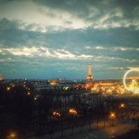 Photo taken at The Westin Paris – Vendôme by Alan T. on 2/9/2013