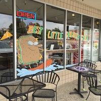 Photo taken at The Best Little Sandwich Shop by Taylor B. on 6/20/2015