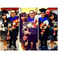 Photo taken at Universitas Kristen Maranatha by Marella on 10/19/2014