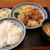 Photo taken at あわや食堂 by 桜木ひな子 on 12/19/2017