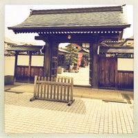 Photo taken at 延命寺 by 桜木ひな子 on 8/26/2017