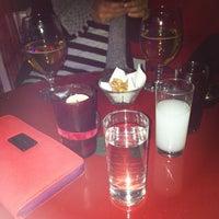 Photo taken at Beyaz Restaurant Bar by Aslı M. on 10/28/2013