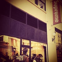 Photo taken at Supreme NY by Y.K on 3/4/2013