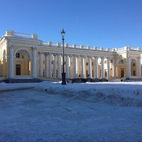 Снимок сделан в Александровский дворец пользователем 🌟Андрей П. 3/7/2013