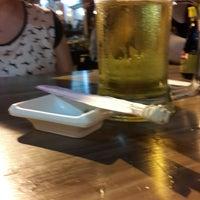 Photo taken at Ebisu Sushi Bar by Deivis R. on 3/4/2014