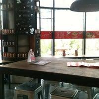 Photo taken at Carlotta by Senem B. on 12/28/2012