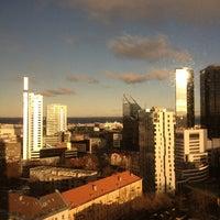 Снимок сделан в Radisson Blu Hotel Olümpia пользователем Алексей П. 1/6/2013