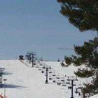 Photo taken at Chicopee Ski & Summer Resort by Corbett B. on 3/10/2013