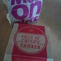 Photo taken at McDonald's / McCafe by nuryasni on 4/8/2018