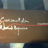 Photo taken at CRN Arquitetura by Ricardo G. on 7/2/2013