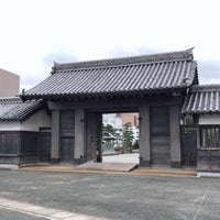 Photo taken at 鷲の門 by Amy on 3/9/2018