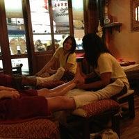 Photo taken at Sawasdee Massage by Василий И. on 1/4/2013