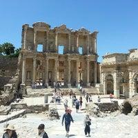 5/25/2013 tarihinde Deniz B.ziyaretçi tarafından Efes'de çekilen fotoğraf