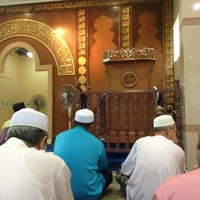 Photo taken at Masjid Darul Abidin by SayPull H. on 8/16/2013