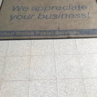 Photo taken at US Post Office by Darwin A. on 3/28/2018