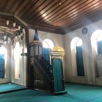 Photo taken at Orta Camii by Mustafa O. on 7/25/2018