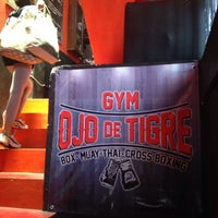 Photo taken at Ojo De Tigre Box y Muay Thai by Myriam G. on 5/21/2015