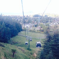 Photo taken at Skyline Rotorua Gondola by Maze R. on 4/6/2014