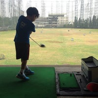 Photo taken at Promsiri Golf Driving Range by Maze R. on 1/31/2015