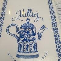 Photo taken at Millies Restaurant by Christine P. on 3/15/2013