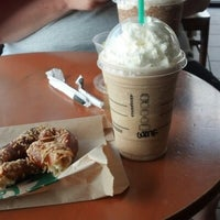 Photo taken at Starbucks by Jessica J. on 5/12/2013
