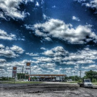 Photo taken at Shell by Gary P. on 4/30/2014