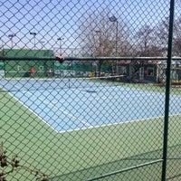 Photo taken at Tenis Kortları by Mesut A. on 3/5/2017