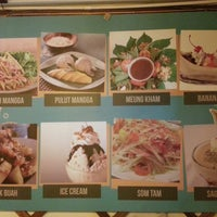 Photo taken at Rumah Thai Restaurant by Naz M. on 4/26/2013