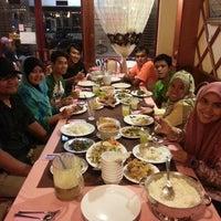 Photo taken at Rumah Thai Restaurant by Naz M. on 4/18/2013