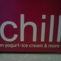 Photo taken at chillbox frozen yogurt by Zhnovie D. on 8/2/2013