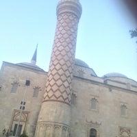 7/27/2013 tarihinde Ismail Ç.ziyaretçi tarafından Üç Şerefeli Camii'de çekilen fotoğraf