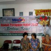 Photo taken at Perum sari bumi indah by jenny on 12/28/2013