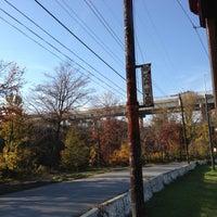 Photo taken at 28th Street Bridge by Carmella D. on 11/11/2012