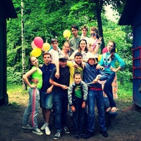 Photo taken at Биостанция в Гайдарах by Anna C. on 6/14/2014