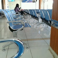 Photo taken at Jalaluddin Airport (GTO) by Al Lunx C. on 12/25/2012