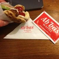 รูปภาพถ่ายที่ Ab'bas Waffle โดย Berat Ü. เมื่อ 3/16/2013
