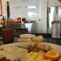 Photo taken at Oasis Cafe by Betty H. on 3/18/2017