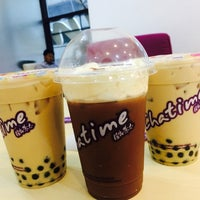 how to make passion fruit chatime