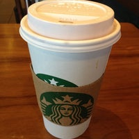 Photo taken at Starbucks by Christina B. on 10/5/2012