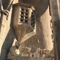Foto tomada en Cripta de la Sagrada Família por Pame el 1/8/2017