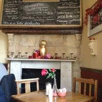 Photo taken at Cafe Retro by Athena B. on 12/9/2012